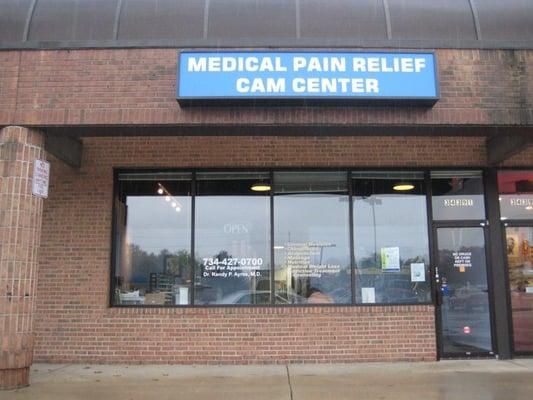 Livonia (MI) United States  city pictures gallery : Medical Pain Relief CAM Center Livonia, MI, United States