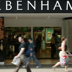 Debenhams, Bury, Greater Manchester