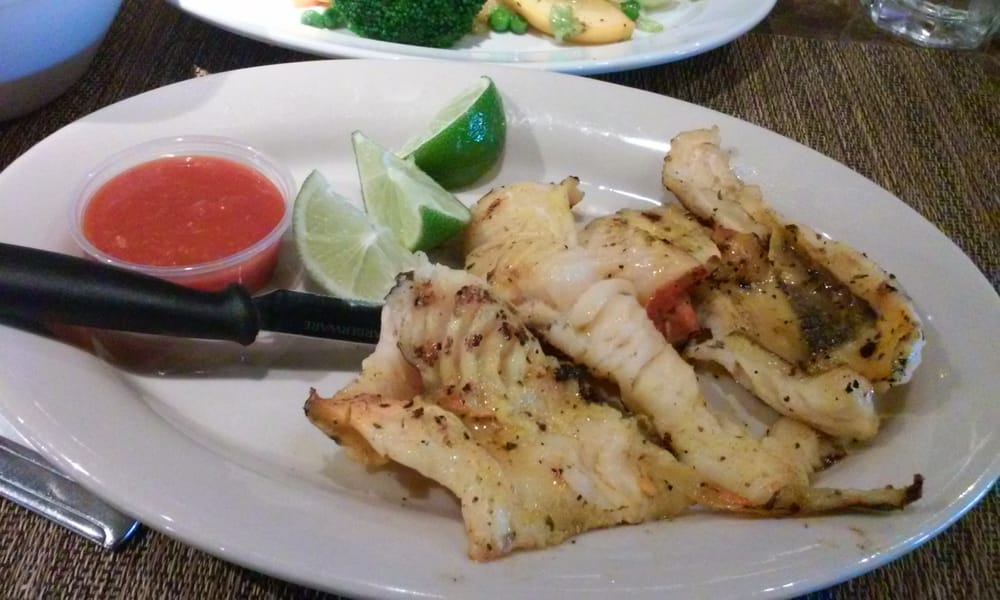 Yelp garcia s seafood grille fish market seafood for Garcia s seafood grille fish market miami fl