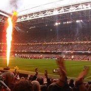 Millennium Stadium, Cardiff, UK