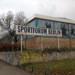 Sportforum Hohenschönhausen, Berlin