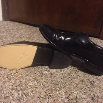 Broadway Shoe Repair - Resoled shoes. Terrific. - Tempe, AZ, United