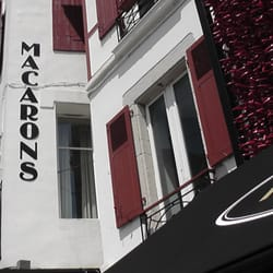 Macarons Adam Les, Saint Jean de Luz, Pyrénées-Atlantiques