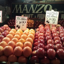 Manzo Brothers Fruits & Vegetables - Seattle, WA, États-Unis