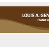 Louis A Gentile Piano Service: Music Lessons