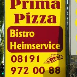 Prima-Pizza, Landsberg, Bayern, Germany