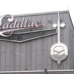 Cadillac und Veranda Filmtheater, München, Bayern