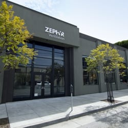 showroom zephyr ventilation showroom san francisco ca united