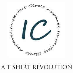 Imperfect Circle Apparel logo