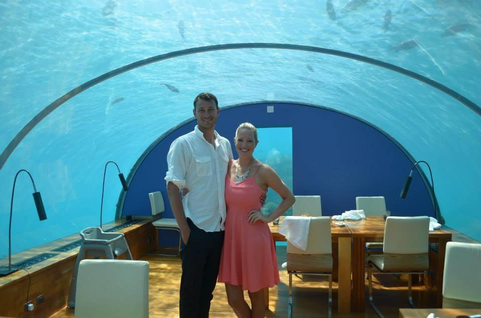 Ithaa Underwater Restaurant Maldives Yelp