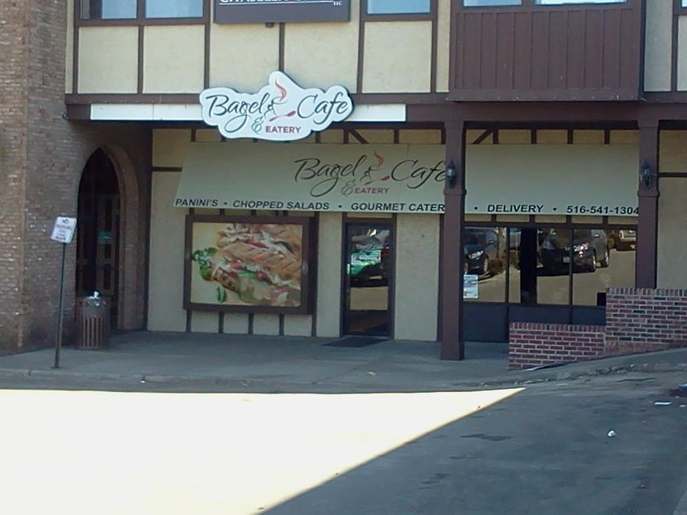 Bagel Cafe Massapequa Park