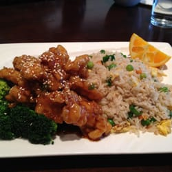 Dragon's Pond - Sesame chicken - Walnut Creek, CA, Vereinigte Staaten