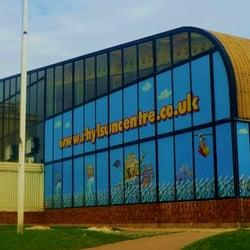 Rhyl Sun Centre, Rhyl, Denbighshire