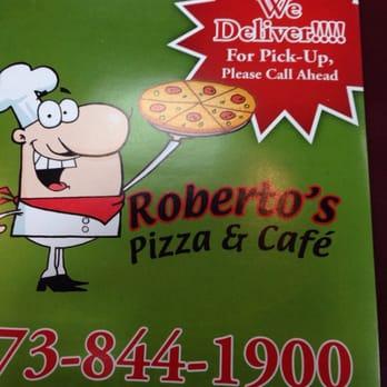 Roberto S Pizza Cafe Newark Nj