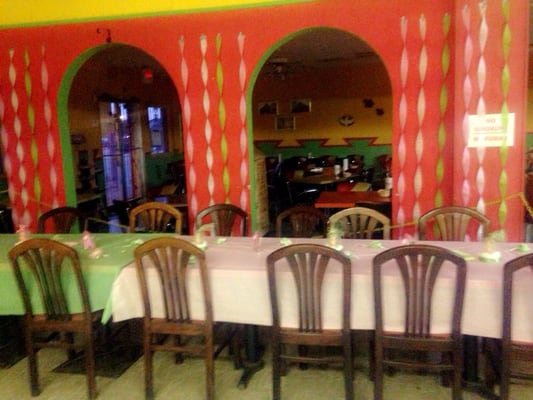 Decoration Restaurant Mexicain : Su casa mexican restaurant closed w