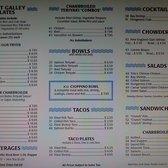 Fish King Glendale Ca United States Menu Part 1