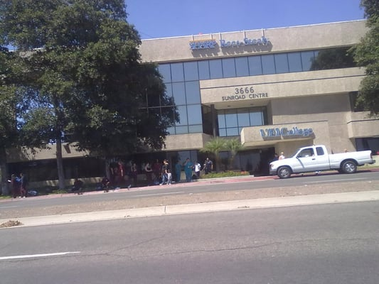 Kearny Villa Road San Diego