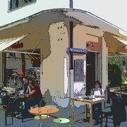 Café Flöder, München, Bayern, Germany