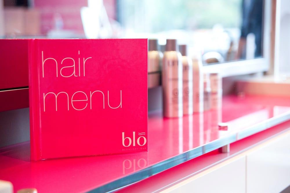 Blo blow dry bar hair salons bayview village toronto for Blo hair salon