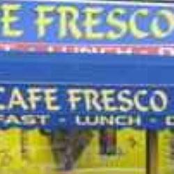 Cafe fresco, Cardiff
