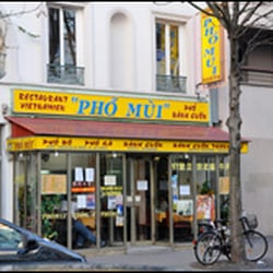 Pho Mui, Paris