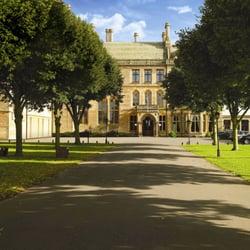 Walton Hall, Walton, Warwickshire