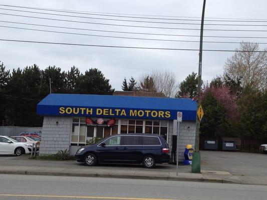 South Delta Motors Garages 5646 12 Avenue Delta Bc