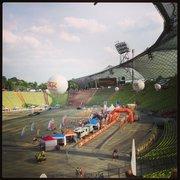 Olympiastadion, München, Bayern
