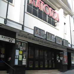 Cinéma Katorza - Nantes, France. katorza