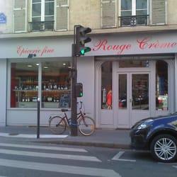Rouge Crème, Paris, France