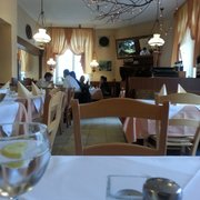 Restaurant La Ruota, München, Bayern