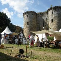Chateau médiéval de Tonquédec en…