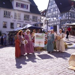 Ritterfest Hirschhorn, Hirschhorn, Hessen