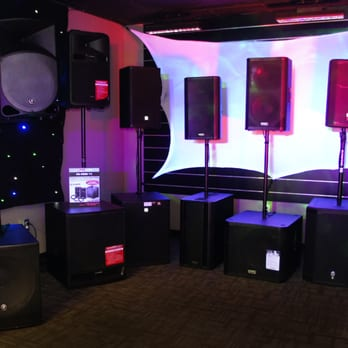 Prosound lighting