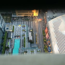 Ion Rooftop Pool Bar - View from the Ritz - Los Angeles, CA, Vereinigte Staaten