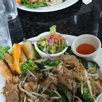 Bangkok West Thai Cafe San Diego Menu