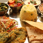Thali - the thali is a stainless steel…