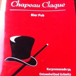 Chapeau Claque, Grömitz, Schleswig-Holstein, Germany