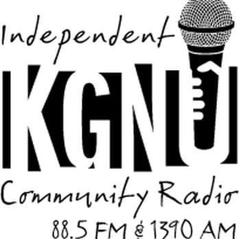 Listen on KGNU