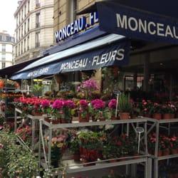 Monceau Fleurs, Paris