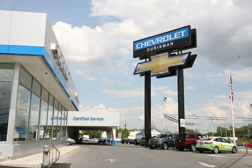 Ourisman Chevrolet Of Marlow Heights 13 Fotos