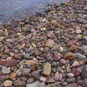 Pebbles at Kilchattan Bay, Isle of Bute