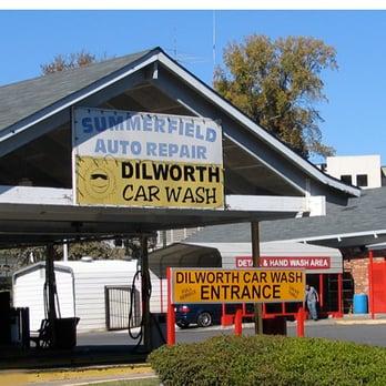 Dilworth car wash 18 reviews car wash 2507 park rd charlotte nc united states photos for Interior car detailing charlotte nc