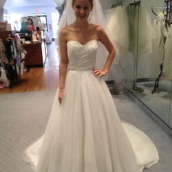 Alfred angelo bridal coral gables fl united states yelp for Coral gables wedding dresses