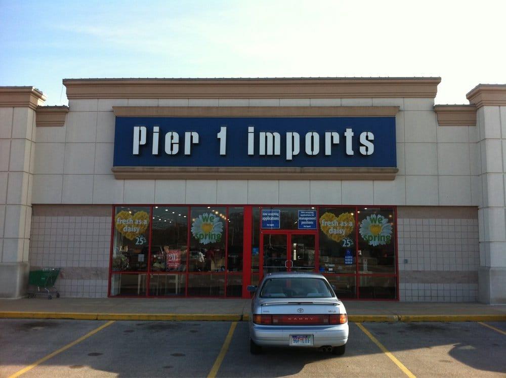 Pier 1 Imports Furniture Stores Benton Harbor Mi Photos Yelp