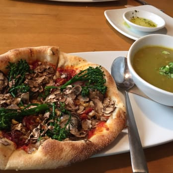 Mixed Grill Vegetarian Pizza. MIXED GRILL VEGETARIAN PIZZA California Pizza  Kitchen Restaurant Recipe