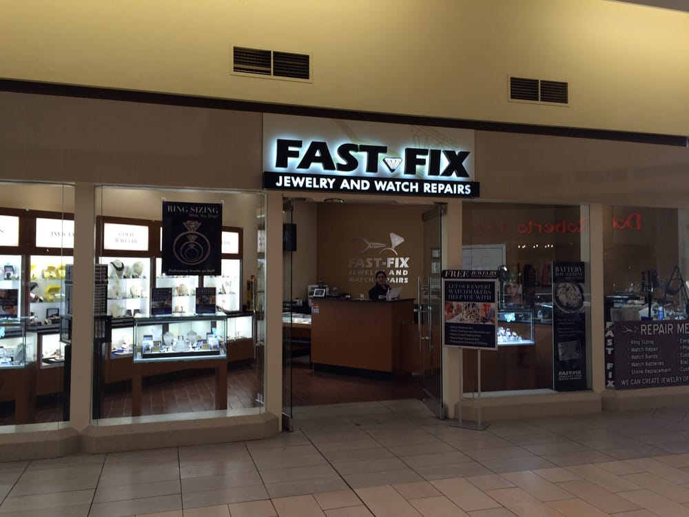 Fast fix jewelry watch repairs watch repair for Fast fix jewelry repair
