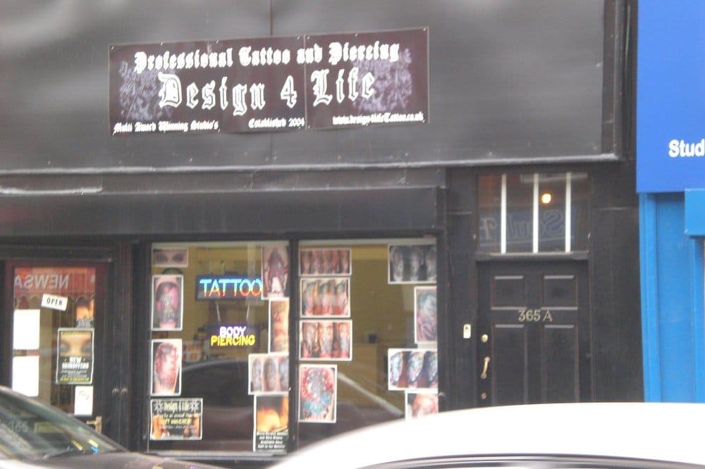 design 4 life tattoo 542 prescot road liverpool merseyside united kingdom reviews. Black Bedroom Furniture Sets. Home Design Ideas