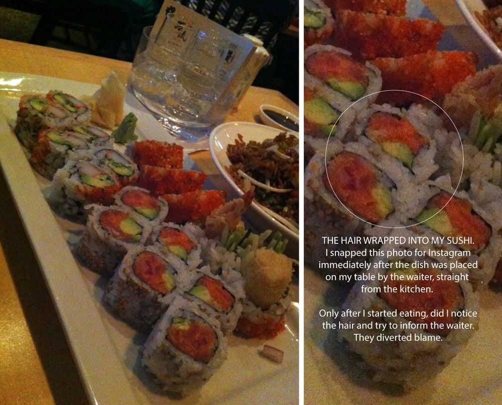 Jin s asian cuisine sushi bar 104 photos asian for Asian fusion cuisine and sushi bar