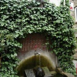 Neptunbrunnen Nummer Zwo - im Neptunhof
